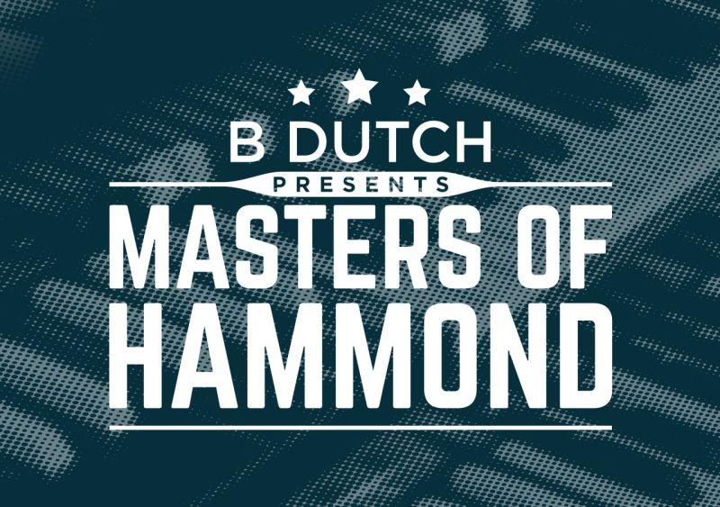 Uniek festival in schouwburg: Masters of Hammond
