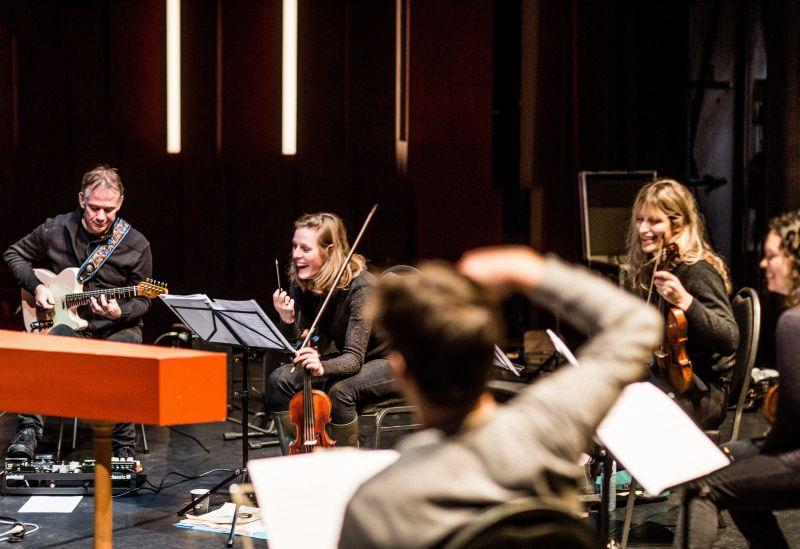 Artiesten in lockdown: Holland Baroque wil zoveel mogelijk muziek maken