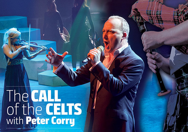 Peter Corry & live band