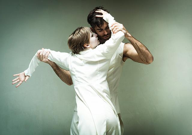 Scapino Ballet Rotterdam & Michiel Borstlap