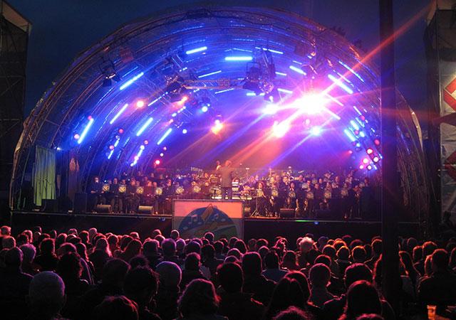 GEANNULEERD<br>Vierdaagse Orkest