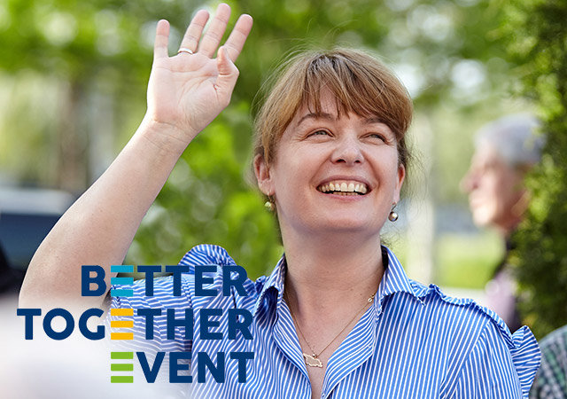 Better Together Event