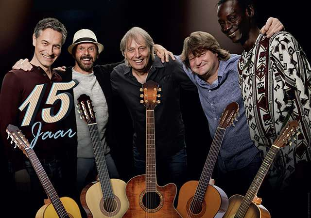 The Five Great Guitars