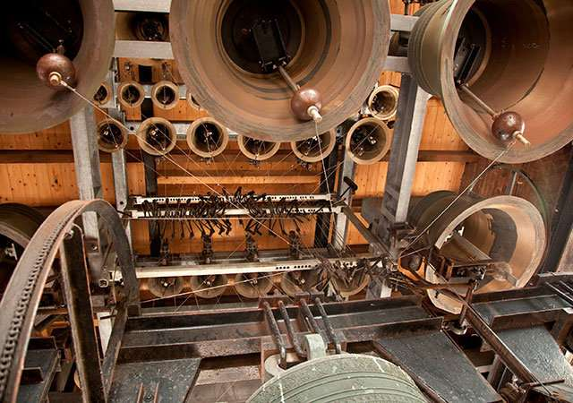 Zomerconcert op Carillon