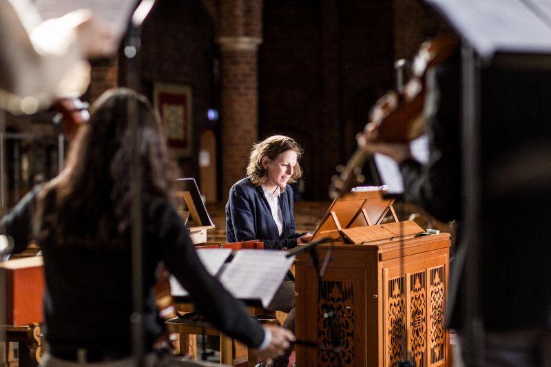 Orgelconcert door Tineke Steenbrink en Lambert Colson