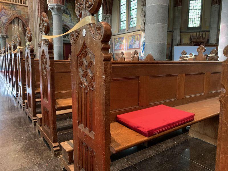 Comfortabel genieten van muziek in de Sint Martinuskerk